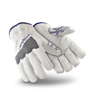 HexArmor SteelLeather III 5033 Cut Resistant Gloves