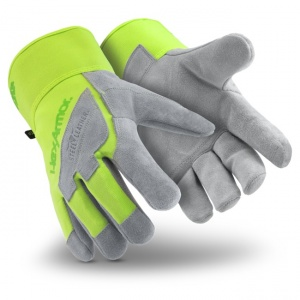 HexArmor 5039 SteelLeather IX Cut-Resistant Heavy-Duty Gloves