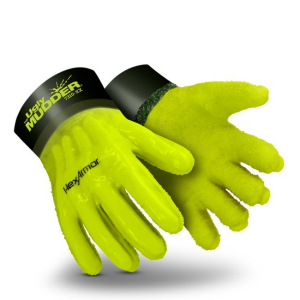 HexArmor Ugly Mudder 7310 Pre-Curved Liquid-Resistant Work Gloves