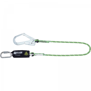 Honeywell 1032365 Edge 1.8m Kernmantle Shock Absorbing Lanyard