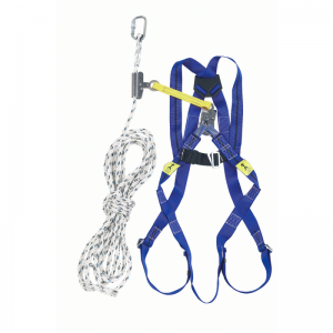 Honeywell 10011895 Roofers Safety Harness Kit