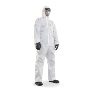 Honeywell 4500101 Mutex X Light Type 5/6 Disposable Coveralls (Box of 50)