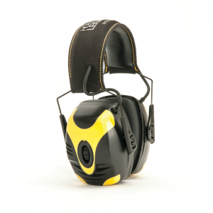 Honeywell 1034491 Impact Pro Yellow and Black Industrial Ear Muffs