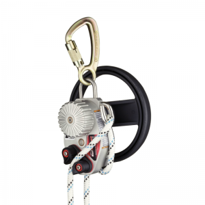 Honeywell SafEscape Automatic Self Descender with Hoist and Rope