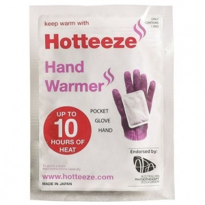 Hotteeze Heat Hand Warmer (Pack of 10)