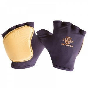 Impacto 501-20 Fingerless Anti-Vibration Padded Gloves