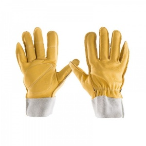 Impacto 615-20 Full Leather Kevlar Anti-Vibration Gloves