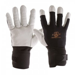 Impacto BG473 Pearl Leather Anti-Vibration Gloves