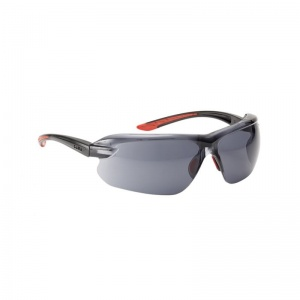 Bollé Iri-s Smoke Lens Safety Glasses IRIPSF