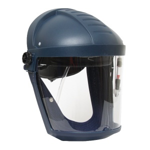 JSP Avenger Air Fed Respirator Face Shield and Air Tube