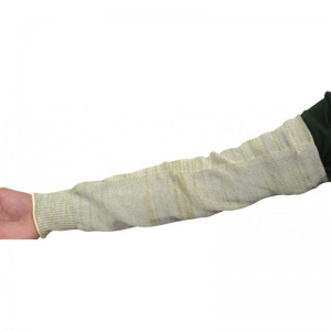 Knitted Cut Resistant Kevlar Sleeve X5-KSL20