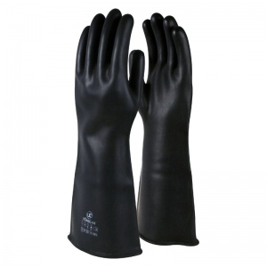 Konig Chemical-Resistant Heavyweight Rubber Gauntlets