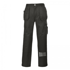 Portwest KS15 Black Slate Holster Trousers