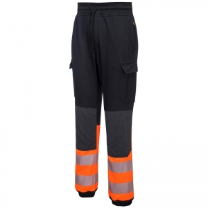 Portwest KX341 KX3 Hi-Vis Flexi Work Trousers
