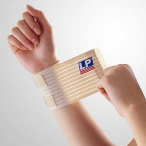 LP Elasticated Wrist Wrap for Work
