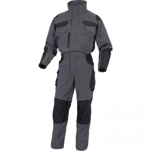 Delta Plus M5CO2 Mach Spirit Black Working Overalls
