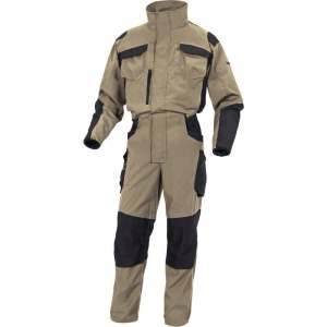 Delta Plus M5CO2 Mach Spirit Beige Working Overalls