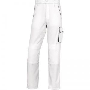 Delta Plus M6PAN White Painters Panostyle Trousers