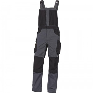 Delta Plus M5SA2 Mach Spirit Black Working Dungarees