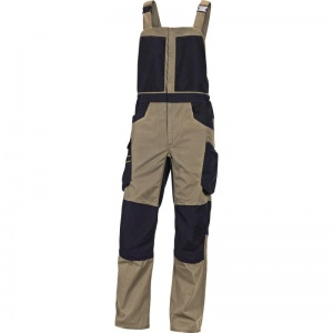 Delta Plus M5SA2 Mach Spirit Beige Working Dungarees