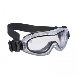 Bollé Masterall Clear Reinforced Safety Goggles MASTEDEPSI