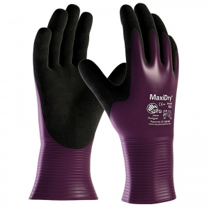 MaxiDry Fully Coated Oil Repellent Gauntlets 56-426