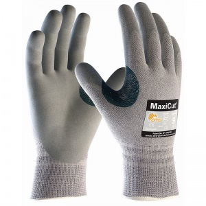 MaxiCut Nitrile-Coated Cut Resistant Dry Gloves 34-470