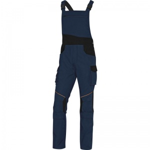 Delta Plus MCSA2 MACH2 Navy Corporate Working Dungarees