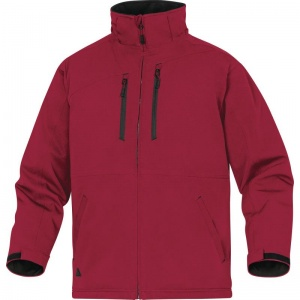 Delta Plus MILTON2 Red Waterproof Thermal Parka