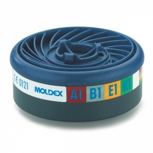 Moldex 9400 Gas ABEK1 Filters for Series 7000 and 9000