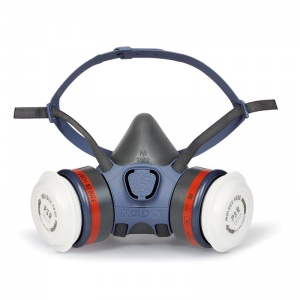Moldex 7001 TPE Reusable Small Half Mask Respirator