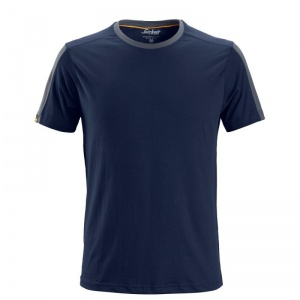 Snickers 2518 AllRoundWork Classic Navy Shirt