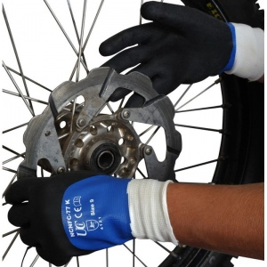 UCi Double Nitrile Fully-Coated Grip Gloves NCN-FC-77K