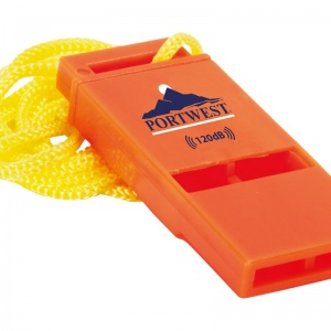 Portwest PA99 Slimline 120dB Safety Whistle