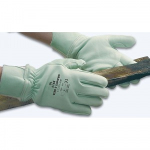 Polyco Granite 5 Beta Kevlar Stitch Leather Gloves 891