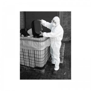 Polyco Laminate Hazard Protective Coverall