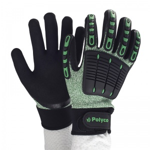 Polyco E C5 Cut Resistant MTEC5 Safety Gloves