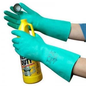 Polyco Nitri-Tech III Chemical-Resistant Work Gloves