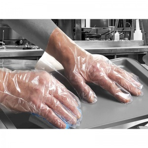 Polyco Bodyguards Digit Latex-Free Disposable Polythene Gloves PE100