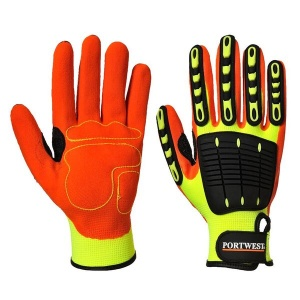 Portwest A721 Anti-Impact Waterproof Gloves