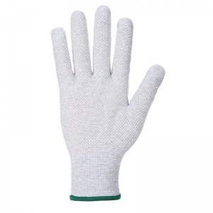 Portwest A196 Anti-Static Lightweight PU Dot-Coated Gloves