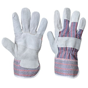 Portwest A210 Heavy-Duty Leather Rigger Gloves