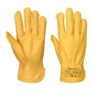 Portwest A271 Thermal Drivers Leather Gloves