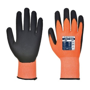 Portwest A625O8 Cut-Resistant HPPE Gloves