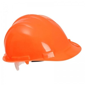 Portwest Hi-Vis PP Orange Helmet Hard Hat PW57ORR