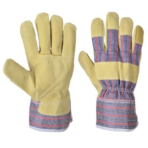 Portwest Mansuetus A240 Leather All-Round Rigger Gloves