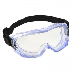 Portwest Ultra Vista Clear Safety Goggles PW24CLR