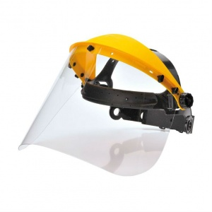 Portwest Browguard with Clear Visor PW91CLR