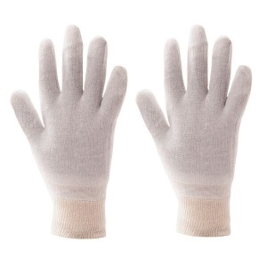 Portwest A050 Stockinette Lightweight Knitwrist Gloves