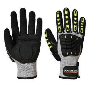Portwest A722 Cut-Resistant Impact Gloves